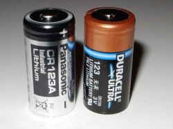 Recomended batteries for Brite Strike Flashlights