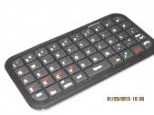 Eagletech Bluetooth Mini Keyboard with Speakerphone ET-KB100B-BK 4