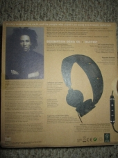 House of Marley Redemption Song On-ear Headphones Back Box
