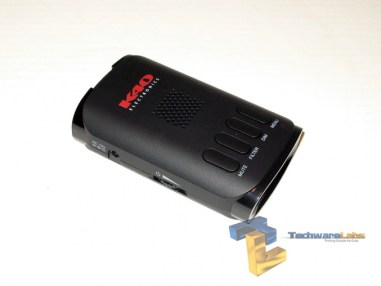 RD950 Radar Detector TechwareLabs 6