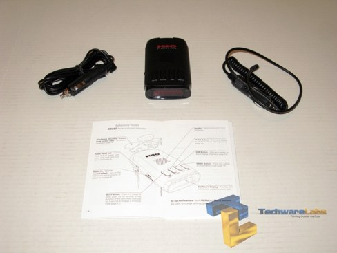 RD950 Radar Detector TechwareLabs 10