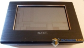 NZXT Sentry LXE touchscreen (front)