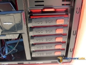 Sentey Arvina HDD drive bay