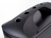 Top mounted handle
