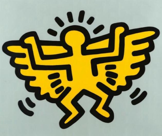 The Yellow Angel - Keith Harding
