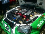 Subaru, Xperia mini pics