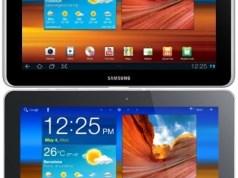 galaxy tab 10.1 and galaxy tab 10.1N