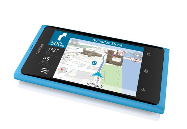 Nokia sued by Globetech, Nokia Maps