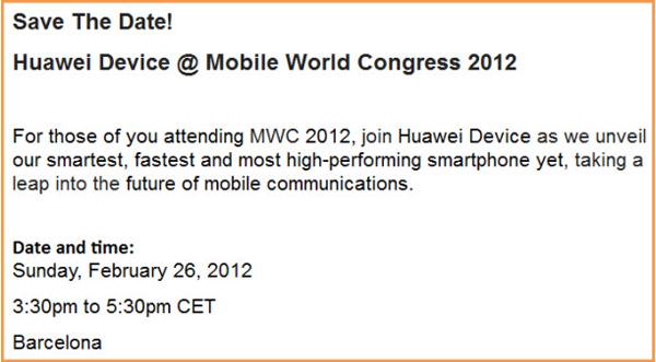 Huawei at MWC