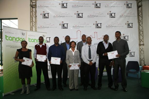 Tandaa 2 Grant Awards