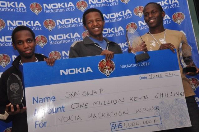 Nokia Hackathon Winners