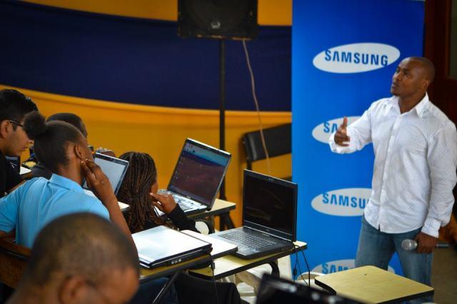 Samsung developer Bootcamp kenya