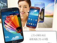 Galaxy S 4 LTE-A