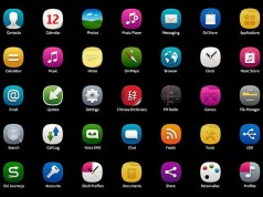 Symbian icons