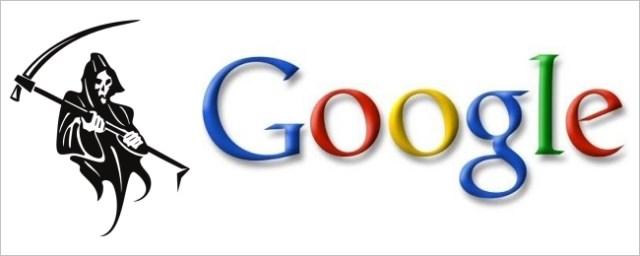 Google Latitude death
