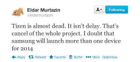 Tizen Eldar Murtazin