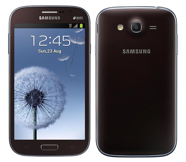 Galaxy Grand Luxury Brown