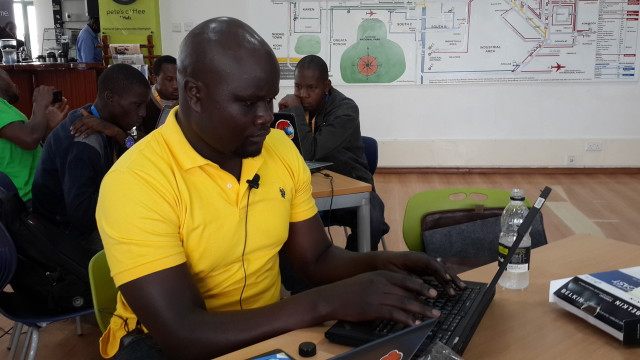Fred Odhiambo, Software Engineer at Intel