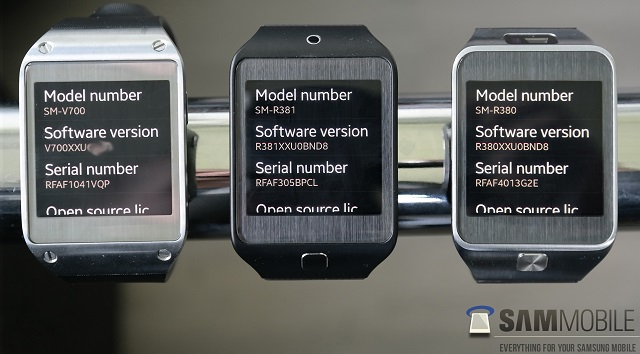 Galaxy Gear Tizen