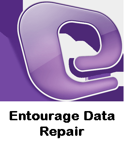 entourage data repair help