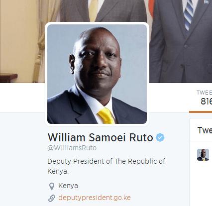 William Ruto