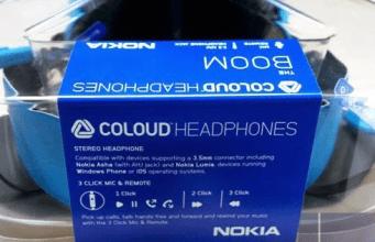 Nokia Coloud Speakers
