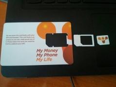 Equitel SIM card