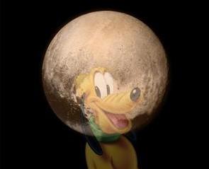 Nasa Pluto