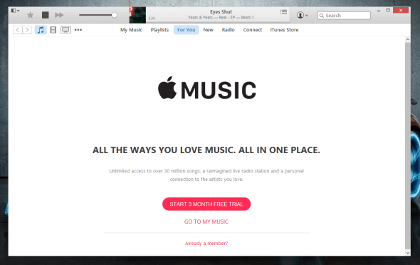 how to cancel apple music without iphone