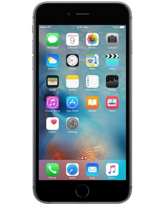 iOS, Apple's mobile operating system, has never had an app drawer. Instead apps are launched directly from the home screen as can be seen in this iPhone 6S