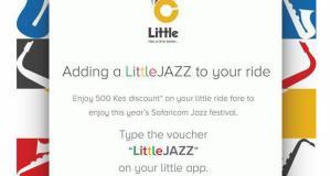 Safaricom Little