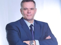 Ronald Webb, Director Financial Services Safaricom