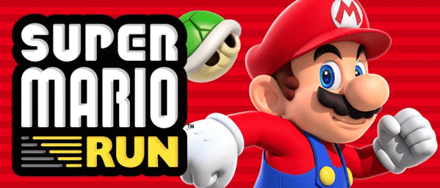 Super Mario Run on Android
