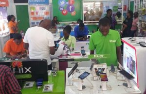 smartphone retail business Kenya