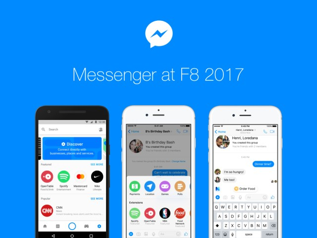 messenger at f8 2017