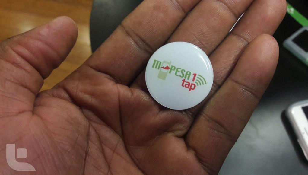 Safaricom POS 1Tap