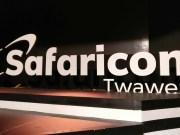 Safaricom New logo