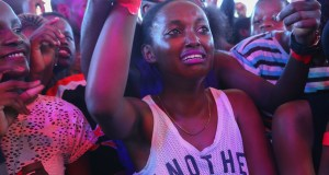 Safaricom BLAZE Emotional fan