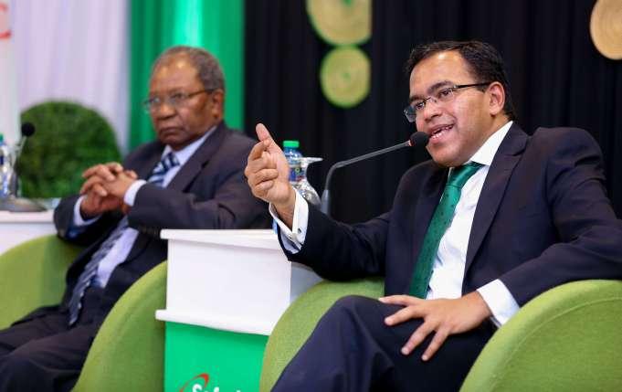 Sateesh Kamath, Chief Finance Officer