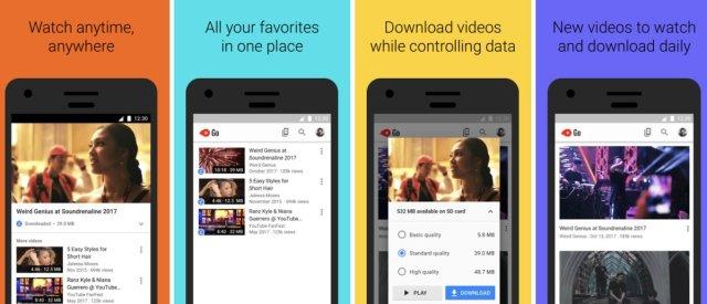 google youtube go kenya