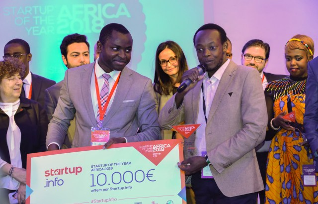 kenyan startup wins africa startup of the year 2018