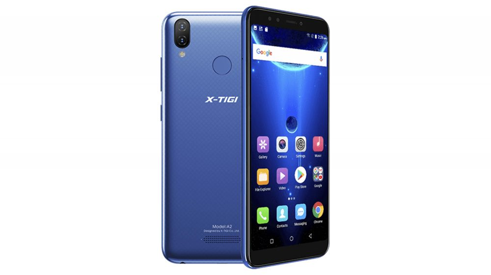 X-Tigi A2