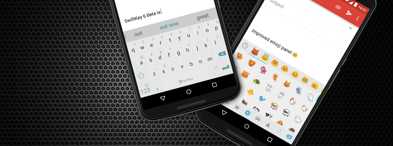 SwiftKey 6 6 Android App Comes With New Themes And Emoji