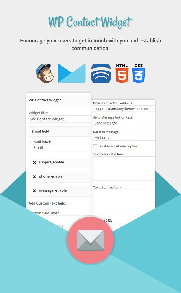 WP Notification Bar And WP Contact WordPress Plugin