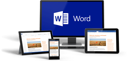 MS Word Tutorial Guide