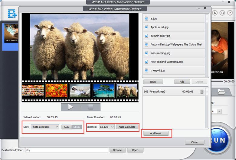 slide shows
