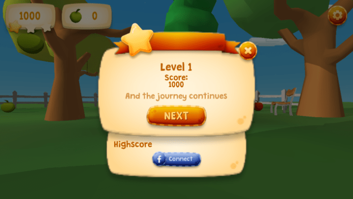 level one is now completed by me