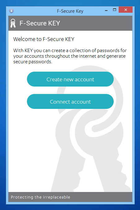create a all new account