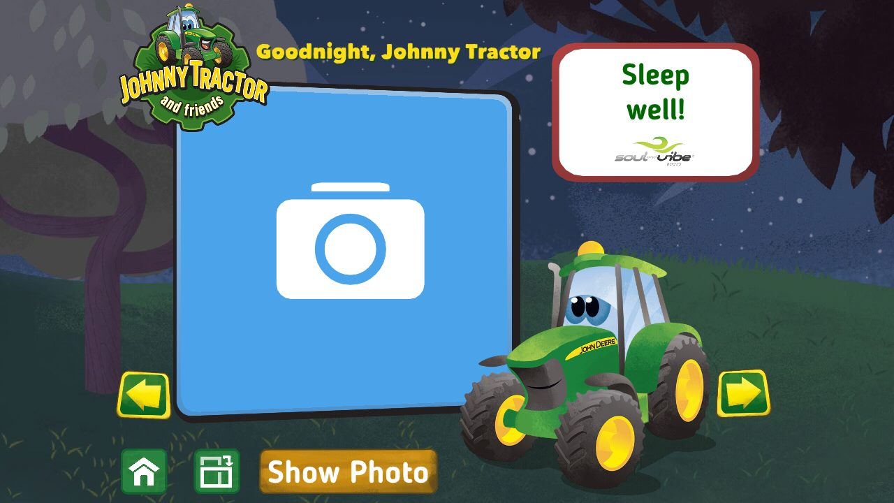 Goodnight, Johnny Tractor | Educational Android App Review