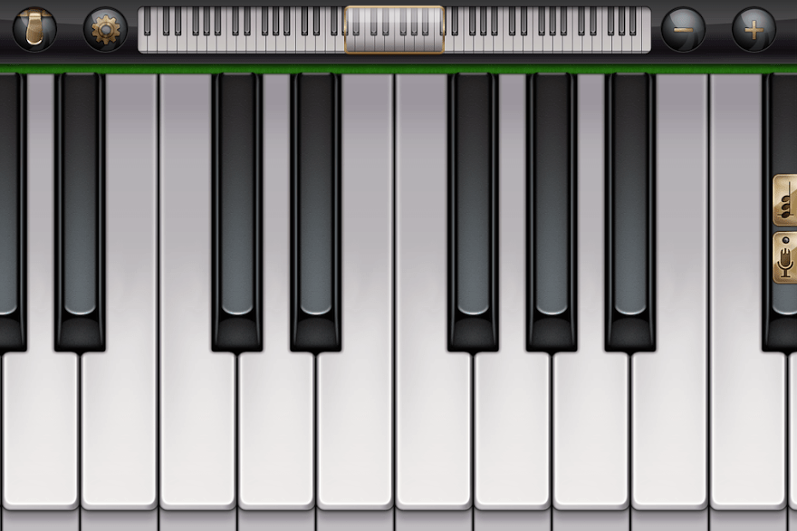 Piano by Gismart Review | Best Free Piano App With 3D Touch